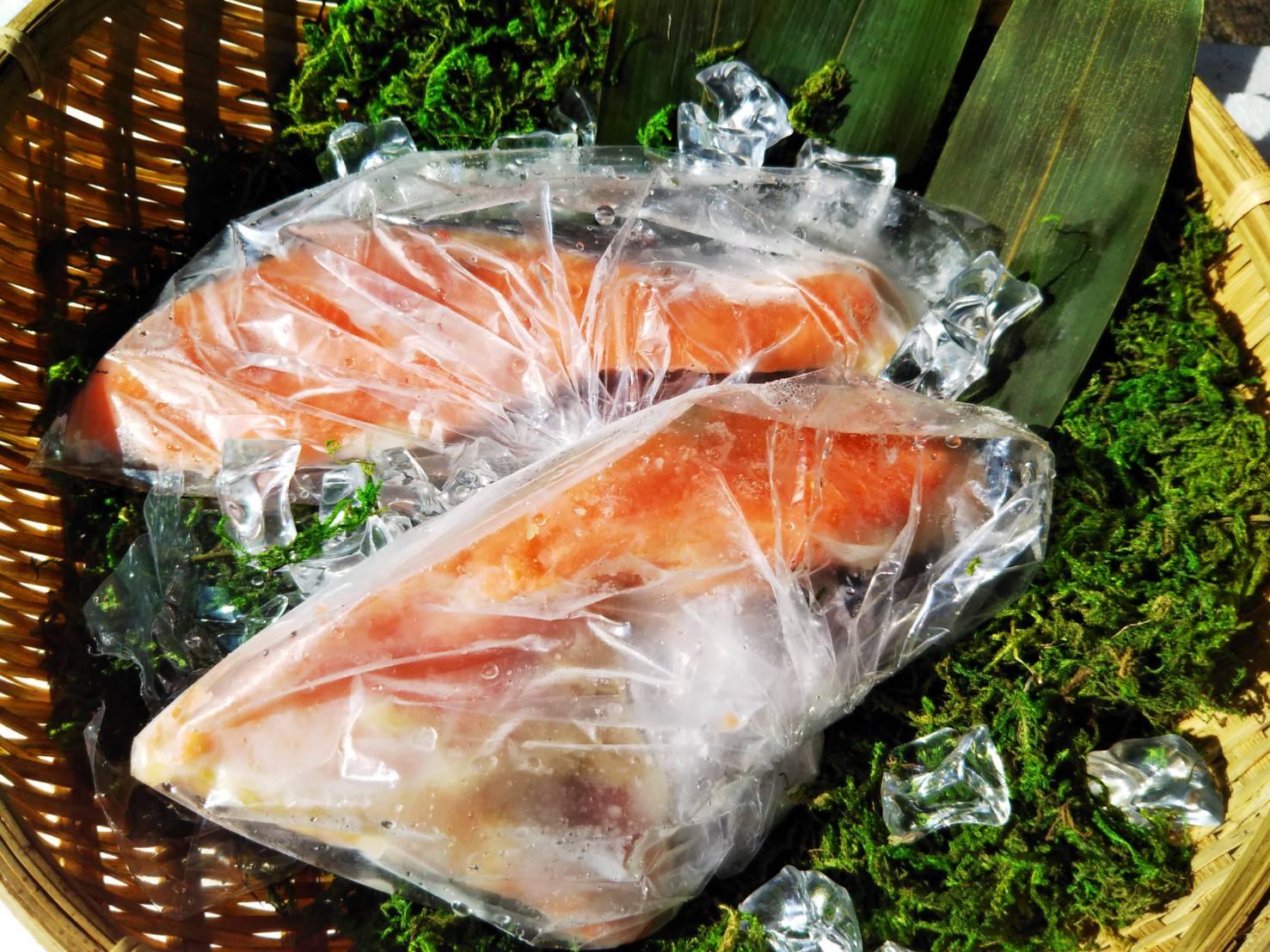 【冷凍】絶品!選り取り鮭三昧