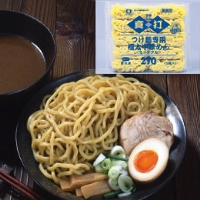 【冷凍】真打 つけ麺専用極太中華めん(ミニダブル) 270G 5食入