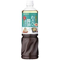【常温】香味和ドレ わさび醤油仕立て 1L (株式会社Mizkan/ドレッシング/和風)