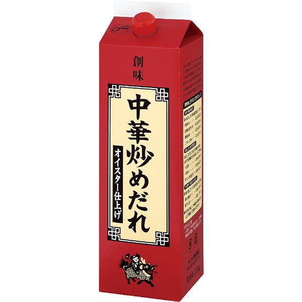 【常温】中華炒めだれ 2.2KG (株式会社創味食品/中華調味料)
