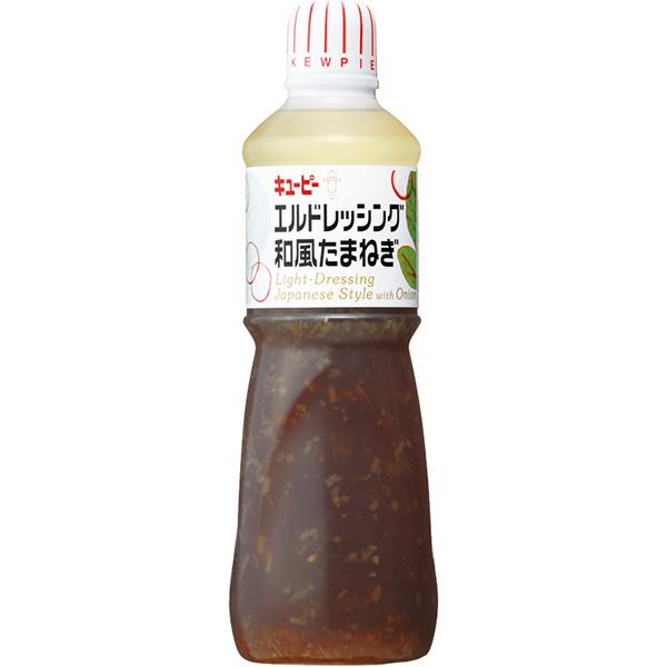 【常温】エルドレッシング 和風たまねぎ 1L (キユーピー株式会社/ドレッシング/和風)