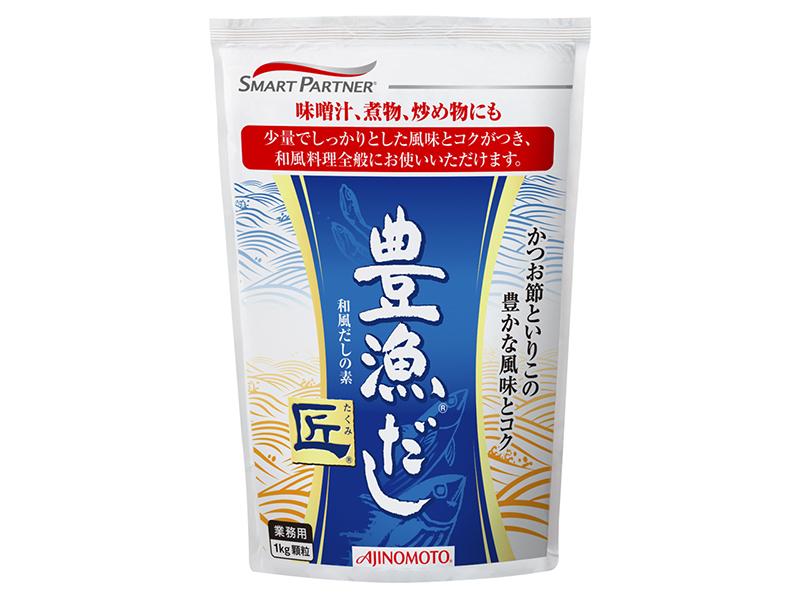 【常温】豊漁だし匠 1KG (味の素/和風調味料/だし)