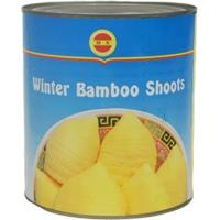 【常温】冬筍SS  1号缶 (中国産/農産加工品【常温】/たけのこ)