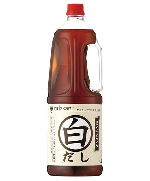 【常温】白だし 1.8L (株式会社Mizkan/和風調味料/だし)