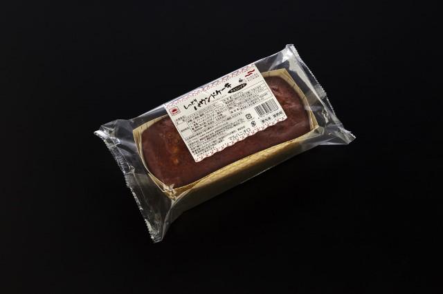 【冷凍】しっとりパウンドケーキ(チョコバナナ) 420G (マルハニチロ/冷凍ケーキ/パウンドケーキ)