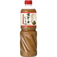 【常温】ステーキしょうゆ(オニオン&ペッパー) 1110G (キッコーマン食品/洋風ソース/ステーキソース)