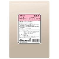 【常温】やわらかいちごプリンの素 750G (伊那食品工業/デザートの素)