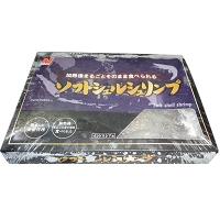 【冷凍】ソフトシェルシュリンプ Lサイズ エビ 25尾 (株式会社ニチレイ水産/えび)