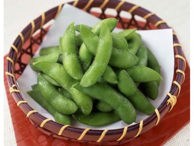 【冷凍】塩味枝豆(香り豆) 500G (株式会社ニチレイフーズ/まめ)