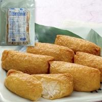 【冷凍】いなり寿司 40G 12食入 (株式会社ポストごはんの里/和風調理品/ご飯物)