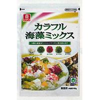 【常温】カラフル海藻ミックス 100G (理研ビタミン株式会社/海藻類/サラダ)