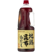 【常温】地鶏昆布白だし 1.8L (株式会社Mizkan/和風調味料/だし)