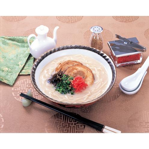 【冷凍】真打 極細ストレート中華麺 200G 5食入