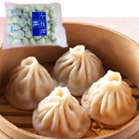 【冷凍】上海風小籠包 25G 40食入 (日玉中華食品株式会社/中華調理品/点心)