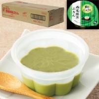 【冷凍】和cafe 西尾抹茶ぷりん 40G (マルハニチロ/プリン)