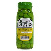 【常温】いのすや) 青銀杏 290G (三桜商事/農産ビン詰)