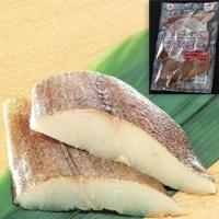 【冷凍】茶洗い骨なしカラスガレイ切身 70G 10食入 (マルハニチロ/魚/骨なし切り身)