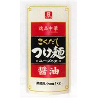 【常温】逸品中華 こくだしつけ麺スープの素 醤油 1KG (理研ビタミン株式会社/ラーメンスープ/醤油)