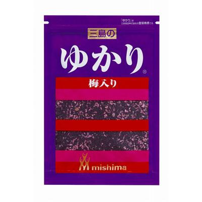 【常温】ゆかり 梅入り 200G (三島食品株式会社/ふりかけ)