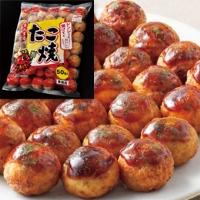 【冷凍】徳用たこ焼き 20G 50食入 (マルハニチロ/和風調理品/たこ焼/お好み焼)