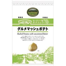 【冷凍】グルメマッシュポテト 1.5KG (ハインツ日本/農産加工品【冷凍】/ポテト)
