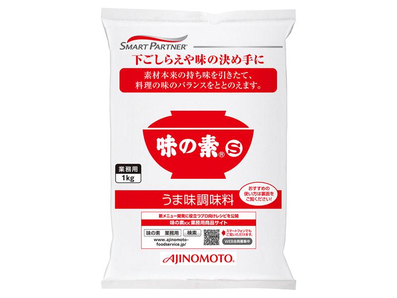 【常温】味の素S  1KG (味の素/複合調味料)