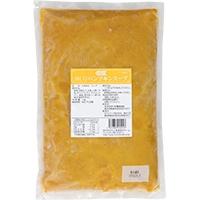 【冷凍】HCQパンプキンスープ 1KG (キスコフーズ/洋風スープ)