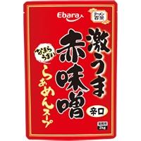 【常温】激うま赤味噌らぁめんスープ 辛口 2KG (エバラ食品工業/ラーメンスープ/味噌)