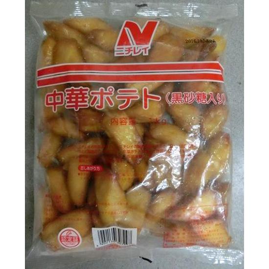 【冷凍】中華ポテト黒砂糖入り 1KG