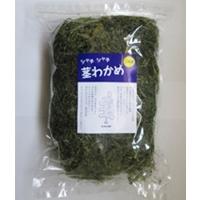 【常温】乾燥 三陸産シャキシャキ茎わかめ 100G (株式会社山海通商/海藻類/わかめ)