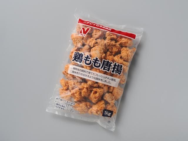 【冷凍】鶏もも唐揚(フレッシュチキン使用) 1KG (株式会社ニチレイフーズ/鶏加工品/唐揚)