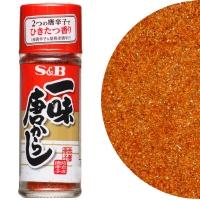 【常温】一味唐辛子 15G (エスビー食品株式会社/唐辛子)