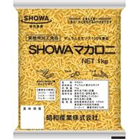 【常温】ペンネリガーテマカロニ 1KG (昭和産業株式会社/パスタ/ショートパスタ)