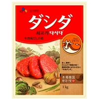 【常温】牛肉ダシダ 1KG (CJ  FOODS JAPAN株式会社/中華調味料)