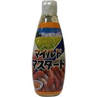 【冷蔵】NCFマイルドマスタード(荒挽) 300G (テーオー食品/からし)