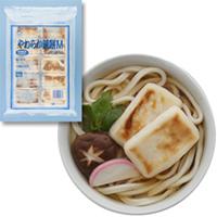 【冷蔵・冷凍】レシピ/もちもちタラモの和風ピザ
