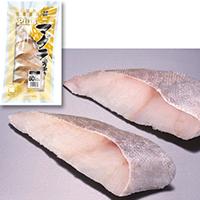【冷凍】Plusマダラ切身(骨取り) 70G 5食入 (オカフーズ/魚/骨なし切り身)