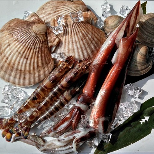 【冷凍】魚人厳選!海鮮BBQセット