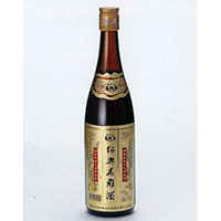 【常温】越王台 紹興花彫酒(金ラベル) 600ML (日和商事株式会社/中国酒)