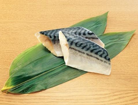 【冷凍】茶あらい骨なしさば切身 60G 5食入 (マルハニチロ/魚/骨なし切り身)