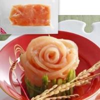 【冷凍】九州産 華味鳥生ハムスライス 100G (/ハム・ソーセージ/ハム)