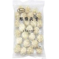 【冷凍】珍珠丸(もち米肉団子) 25G 25食入 (友盛貿易株式会社/中華調理品/饅頭・団子)