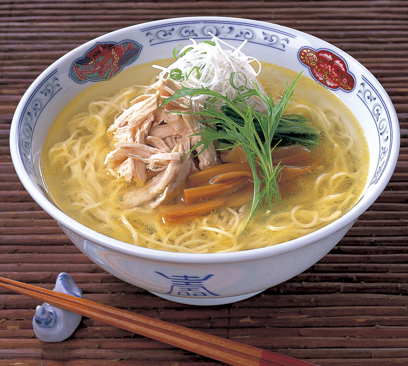 【常温】鶏がら仕立て 塩味 2KG (エバラ食品工業/ラーメンスープ/塩)