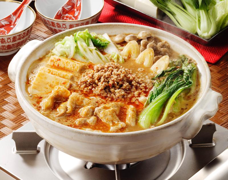【常温】担々ごま鍋の素 1L (エバラ食品工業/和風つゆ/鍋つゆ)