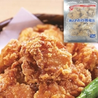 【冷凍】粉ふき衣の鶏竜田 1KG (株式会社ニチレイフーズ/鶏加工品/唐揚)