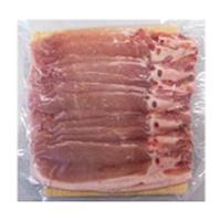 【冷凍】国産 豚ロース3.5mmスライス 500G (サッチクフード株式会社/豚肉/豚スライス)