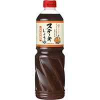 【常温】ステーキしょうゆ たまねぎ風味 1160G (キッコーマン食品/洋風ソース/ステーキソース)
