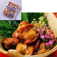 【冷凍】新鮮砂肝焼き 500G (株式会社ニチレイフーズ/鶏加工品/鶏その他)