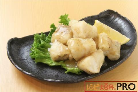 【常温・冷凍】レシピ/魚のから揚げ