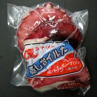 【冷凍】カナリー 冷凍たこ足パック 500G (かね善/たこ・いか)